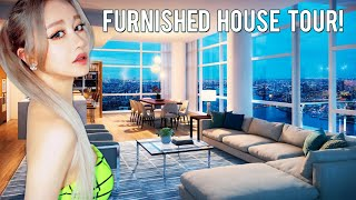 Wengie | My FULLY FURNISHED New House Tour! by The Wonderful World of Wengie