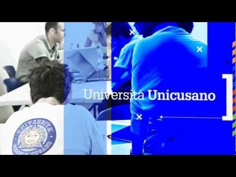 video UNICUSANO Università degli Studi Niccolò Cusano -Telematica Roma