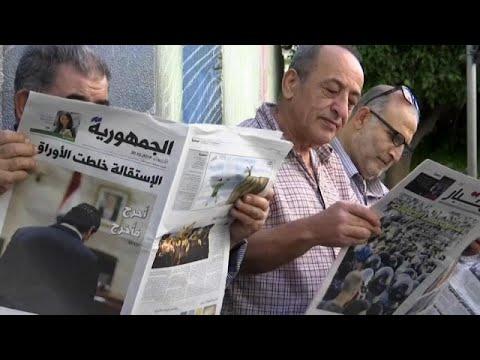 Διαδηλωτές στον Λίβανο: Η πίεση θα συνεχιστεί παρά την παραίτηση Χαρίρι…