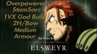Powerful 1Vx Openworld Pvp Build — Mosjoen