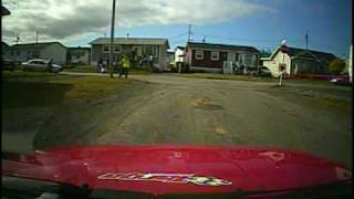 preview picture of video 'Targa Newfoundland 2009 - Day 4 Stage7: Fortune2'
