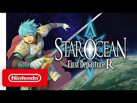 STAR OCEAN First Departure R - Announcement Trailer - Nintendo Switch thumbnail