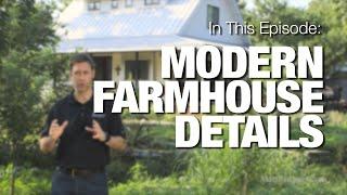 Farmhouse Details For A Durable Exterior