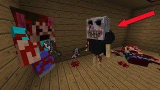 SPIELE NACHTS NIEMALS DIESE MAP Самые лучшие видео - Minecraft spielen um 3 uhr nachts