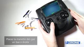 Comment calibrer Hubsan X4 H107D FPV