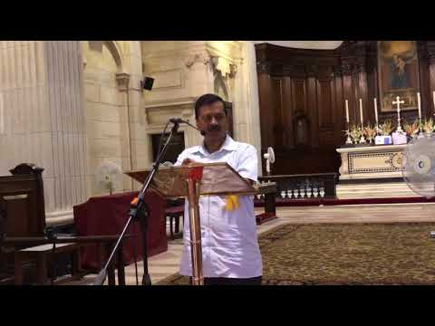 Delhi CM Attends Golden Jubliee Inauguration Ceremony of Delhi Malayalam Congregation