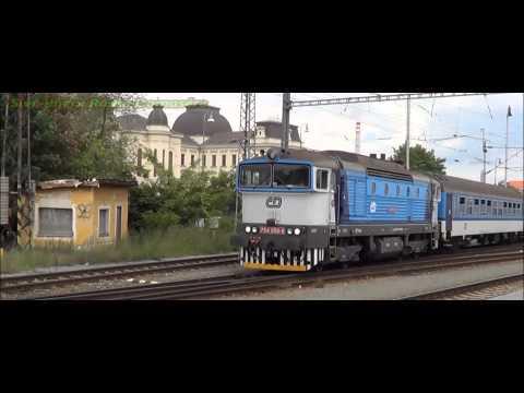 Dj emeverz - Dj emeverz - Czech trains