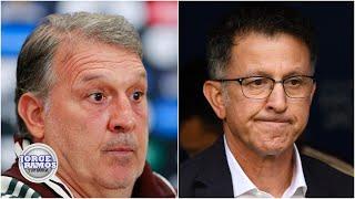 ¿Tata Martino ha sido mejor que Osorio en la selección mexicana de futbol? | Jorge Ramos y Su Banda
