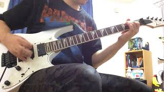 Dokken/  Change the world Guitar cover