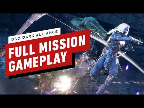 20 Minutes of D&D Dark Alliance Gameplay de Dungeons & Dragons : Dark Alliance