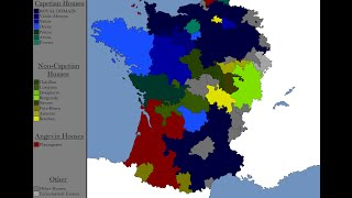 Rise of the French Royal Domain