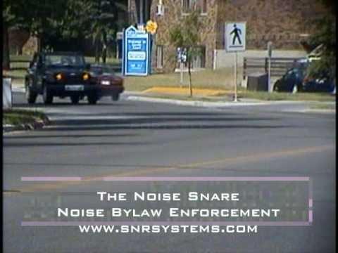 Vent Your Anger At Loud Vehicles With The Noise Snare