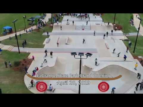 LaGrange Skate Park Grand Opening - April 20, 2019