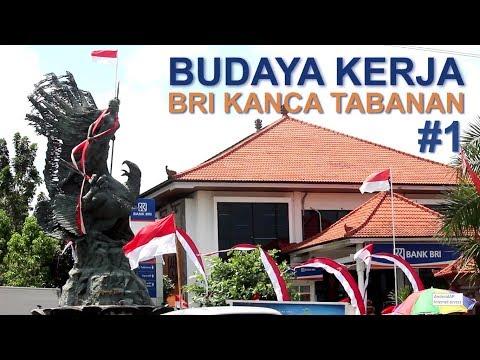 Budaya Kerja BRI Kanca Tabanan - Doa Pagi & Sharing Session #1