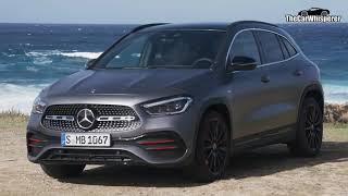 Mercedes-Benz GLA klasė (H247) 2019 - dabar