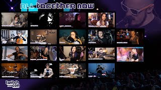 Scene of Action - All Together Now - Twitchcon2018