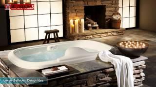 30 Luxury Bathroom Home Design Ideas 2015