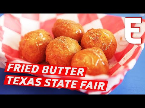 Why Deep-Fried Butter Is an Obsession in Texas — Cult Following
