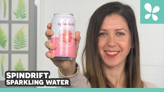 Spindrift Preservative Free Sparkling Water With Real Fruit Review