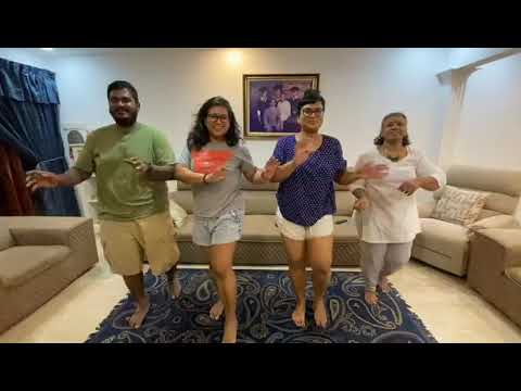 Stroke Caregivers in Singapore Join the #WorldStrokeDay Global Dance Chain challenge