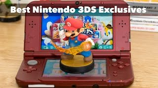 10 Best Nintendo 3DS Exclusive Games of All Time