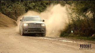 2012 Jeep Grand Cherokee SRT8 550HP - UNLEASHED