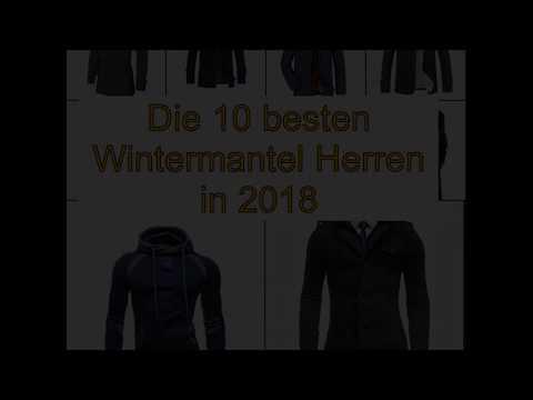 Die 10 besten Wintermantel Herren in 2018