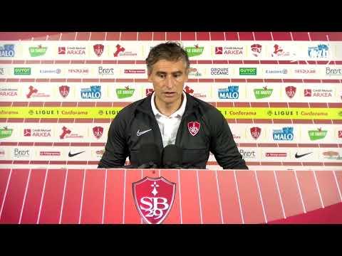 Brest - Nantes | Conférence de presse d'avant-match