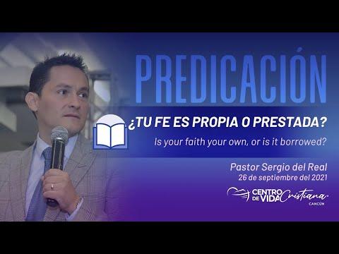 ¿Tu fe es propia o prestada? | Centro de Vida Cristiana