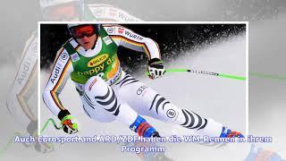 Ski-WM In Are Heute Live: Herren-Super-G Im Livestream Und Liveticker