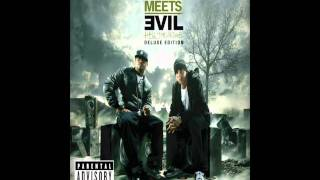 BAD MEETS EVIL Above The Law Eminem Royce Da 5'9 (CDQ)