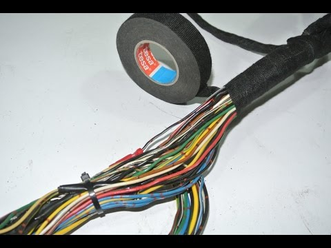 How To DIY - Wiring Harness Restoration