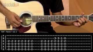 All Apologies - Nirvana (aula de violão simplificada)