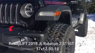 "ReadyLIFT: 2.5"" SST Lift Kits for 2018 Jeep Wrangler JL"