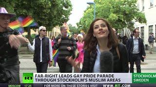 Amikor a svéd melegek és leszbikusok elfoglalták a TB épületét