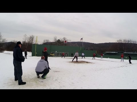 GoPro: Winter Wiffleball