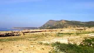 preview picture of video 'Tunesien - Ghar el-Kebir - punische und römische Steinbrüche!'