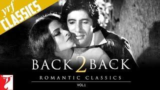 #Back2Back : Romantic Classics - YouTube