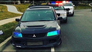 🚔 Street Racers VS Police FAIL & WIN BEST COMPILATION 2017 #2