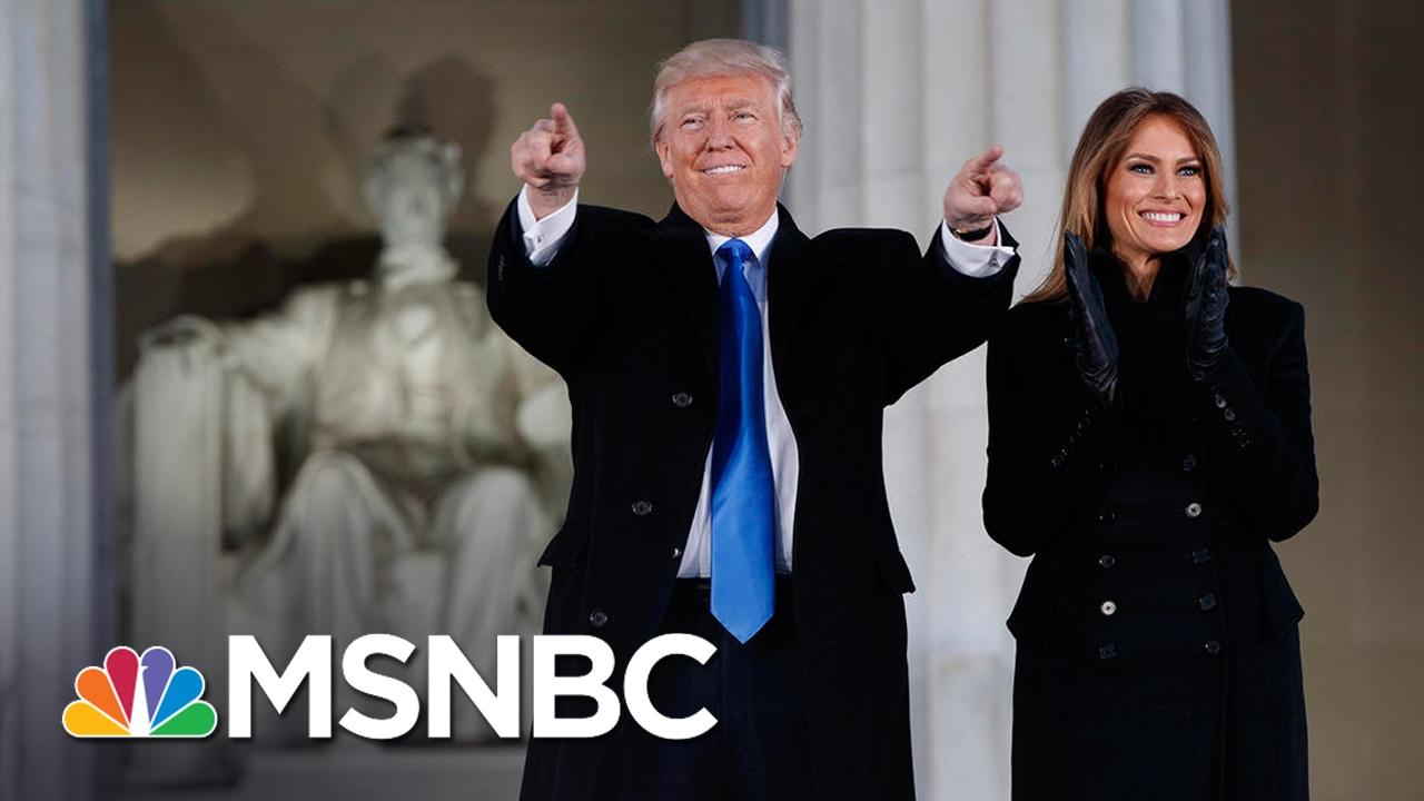 Millennials React To Start Of Trump Era In New Polling | Morning Joe | MSNBC thumbnail