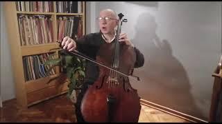 Violoncello 1. Tutorial #BEETHOVEN2020 de Fundación SOIJAr