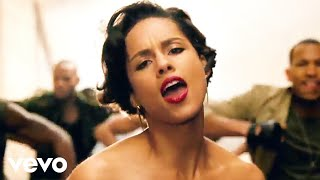 New Day - Alicia Keys  (Video)