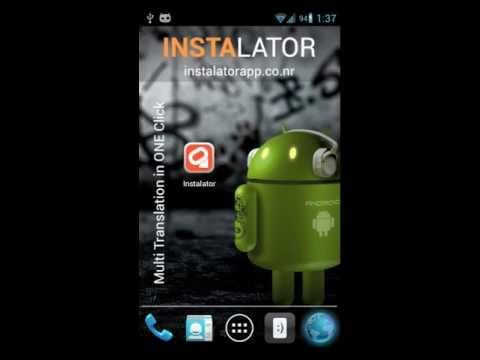 Video of Multi Translation - Instalator