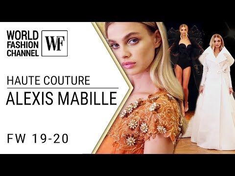 Alexis Mabille Haute Couture Fall-winter 19-20
