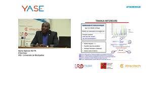 Faire de la recherche expérimentale en Afrique   6  Alpha Kabinet Keita
