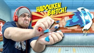 OH SH#T!!! FIRST PERSON HADOUKENS B#TCH!! [ULTRA SF II: FINAL CHALLENGERS] [SWITCH]