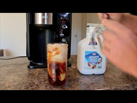 Making 15 Minute Cold Brew Coffee in the Ninja Cold and Hot Brewed Coffee System