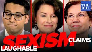 Saagar Enjeti Fact Checks New York Times Sexism Defense Of Warren
