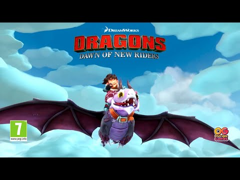 DreamWorks Dragons Dawn of New Riders Trailer thumbnail