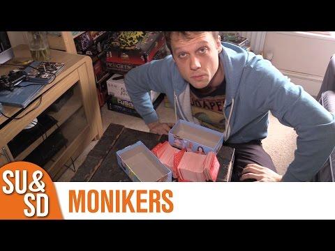 Monikers - Shut Up & Sit Down Review
